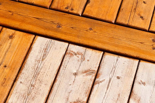 What's the Best Timber to Use for Timber Decking?