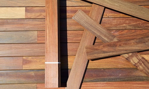 Build a Timber Deck in Time for Spring