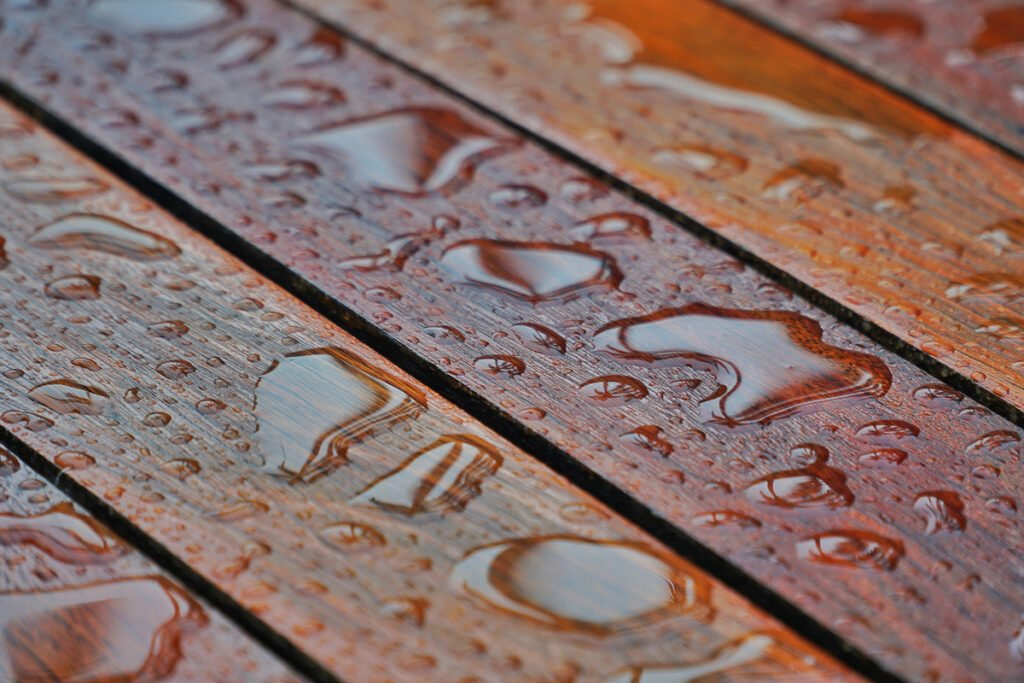 How to stop mould from growing on your timber deck