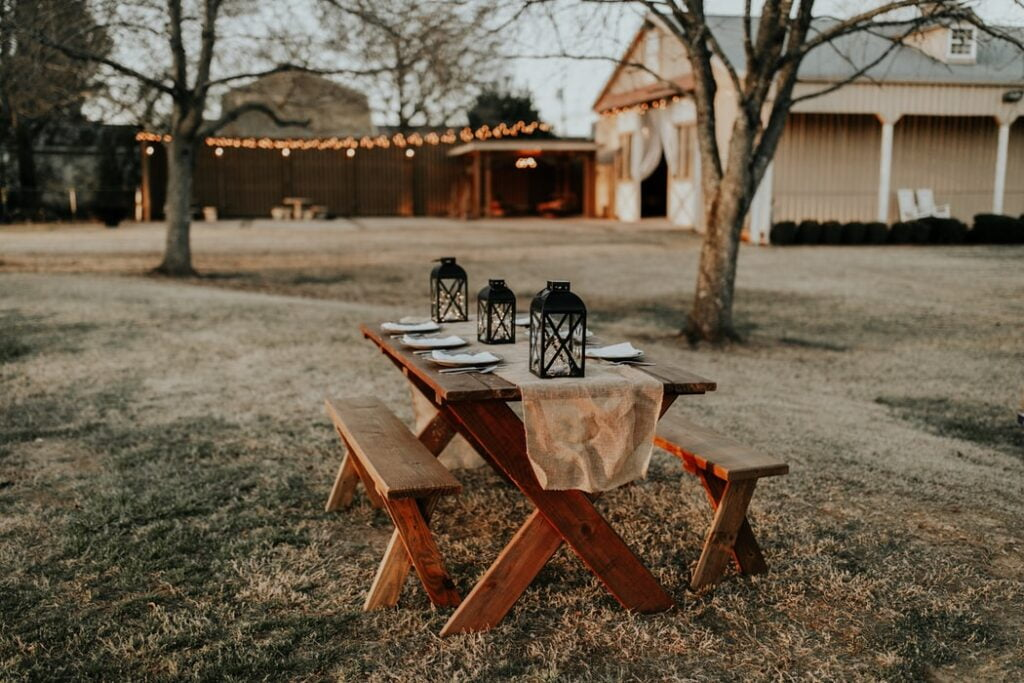 The Best Timber Species for Building Outdoor Furniture
