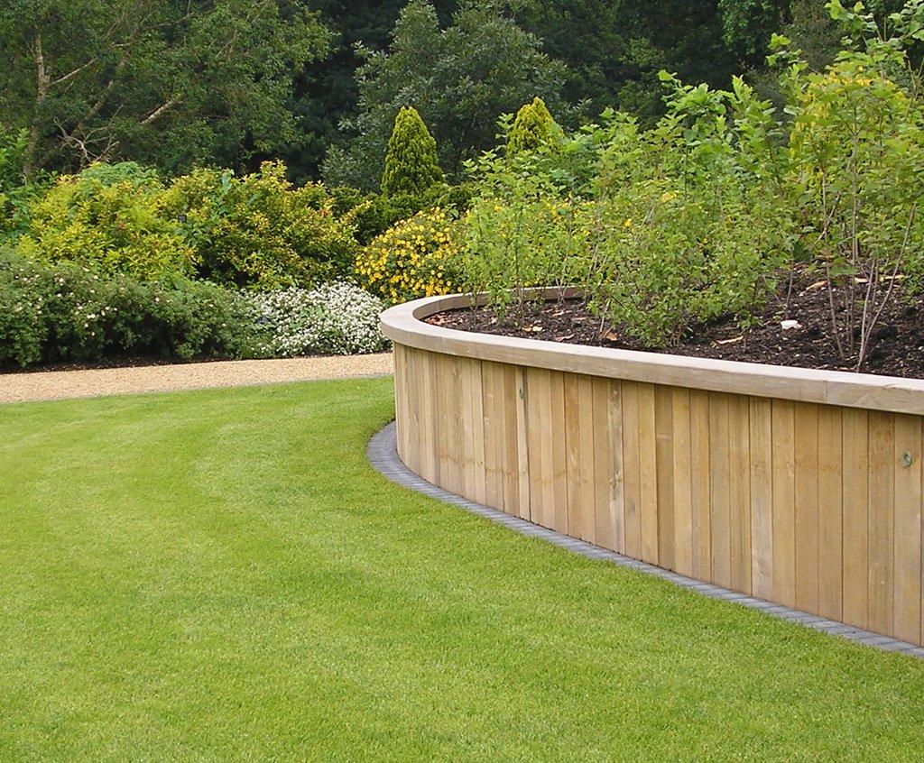 20 Creative Timber Retaining Wall Ideas   Narangba Timbers