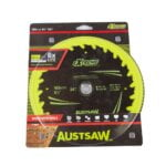 Austsaw Extreme Wood with Nails Blade 165mm x20/16 Bore x24 T Thin Kerf