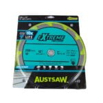 Austsaw – 250mm (10in) Polycrystalline Diamond Blade – 25.4mm Bore – 6PCD 6TCT Teeth