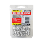 12G-14×25 SDS Hex Washer Facehead Screw x50