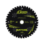 Austsaw Extreme Wood with Nails Blade 185mm x 20/16 Bore x40 T Thin Kerf